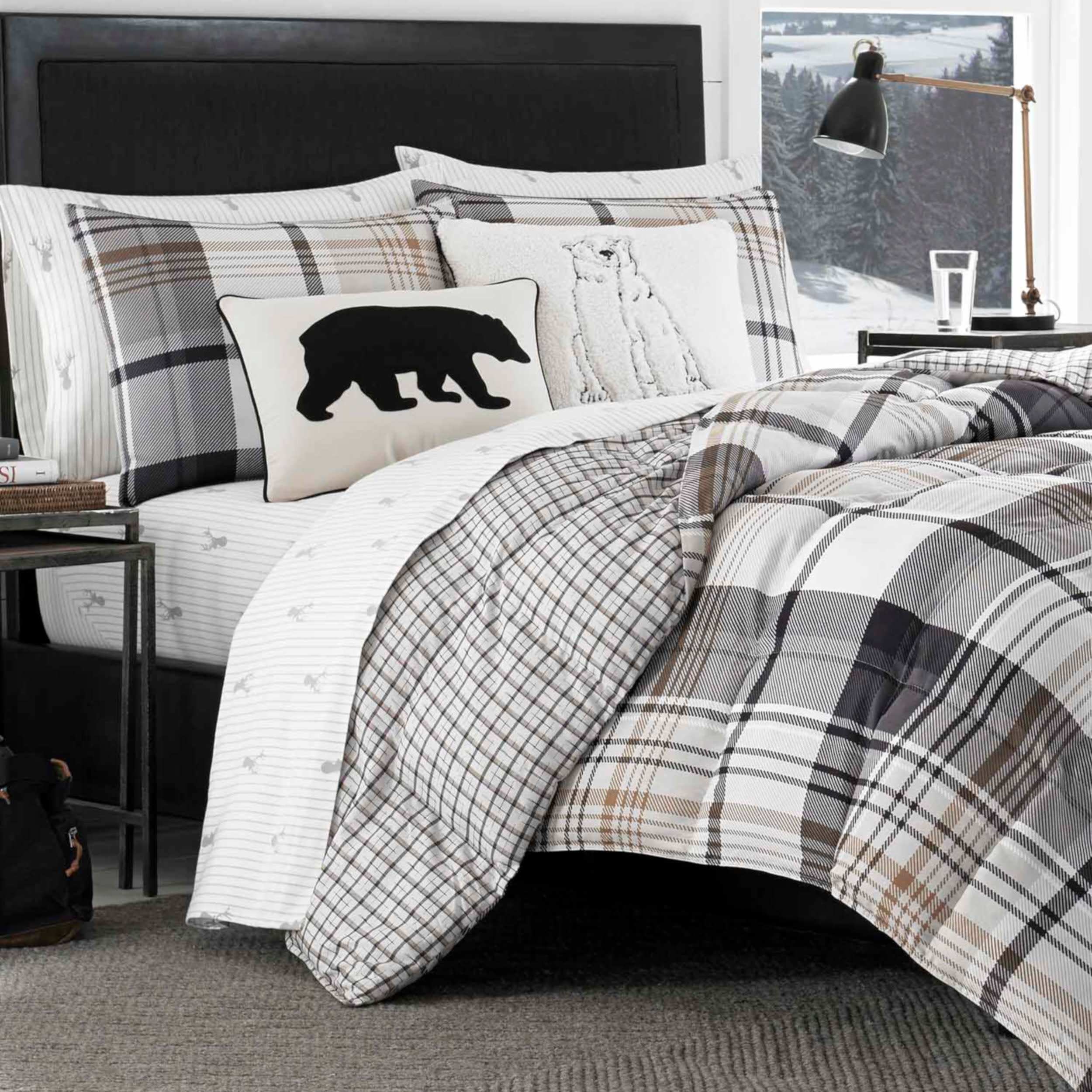 Black Comforter Bedding You Ll Love In 2021 Wayfair