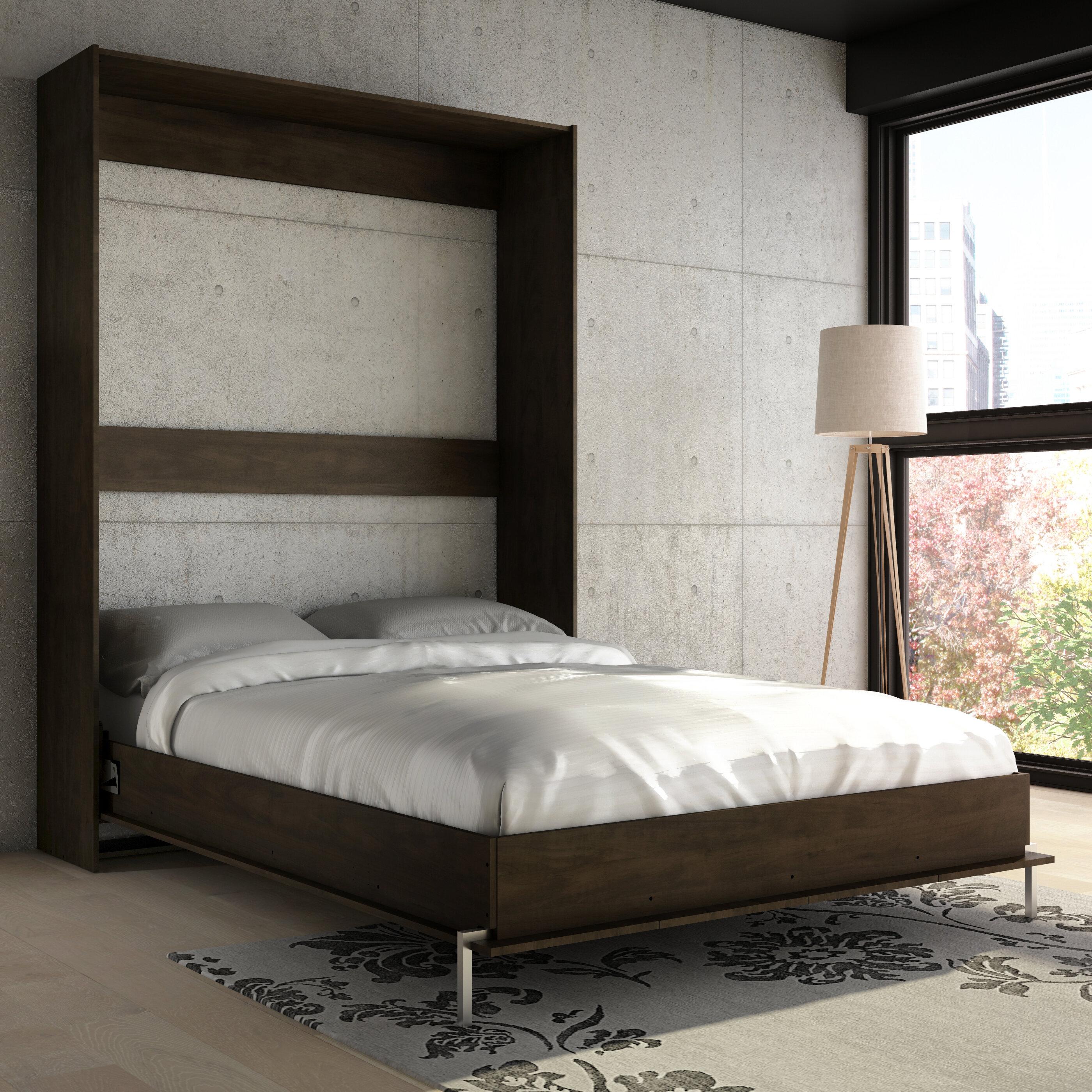 Murphy Bed.Lower Weston Murphy Bed Reviews Allmodern