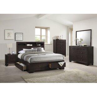 Alcott Hill Norma Queen Panel Configurable Bedroom Set
