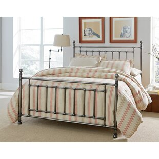 Renningers Panel Bed by Three Posts