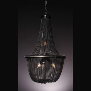 Phinney 6-Light Empire Chandelier by Williston Forge