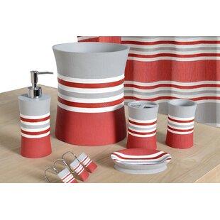 Price comparison Asherton Decorative 5 Pieces Bathroom Accessory Set (Set of 5) ByWinston Porter