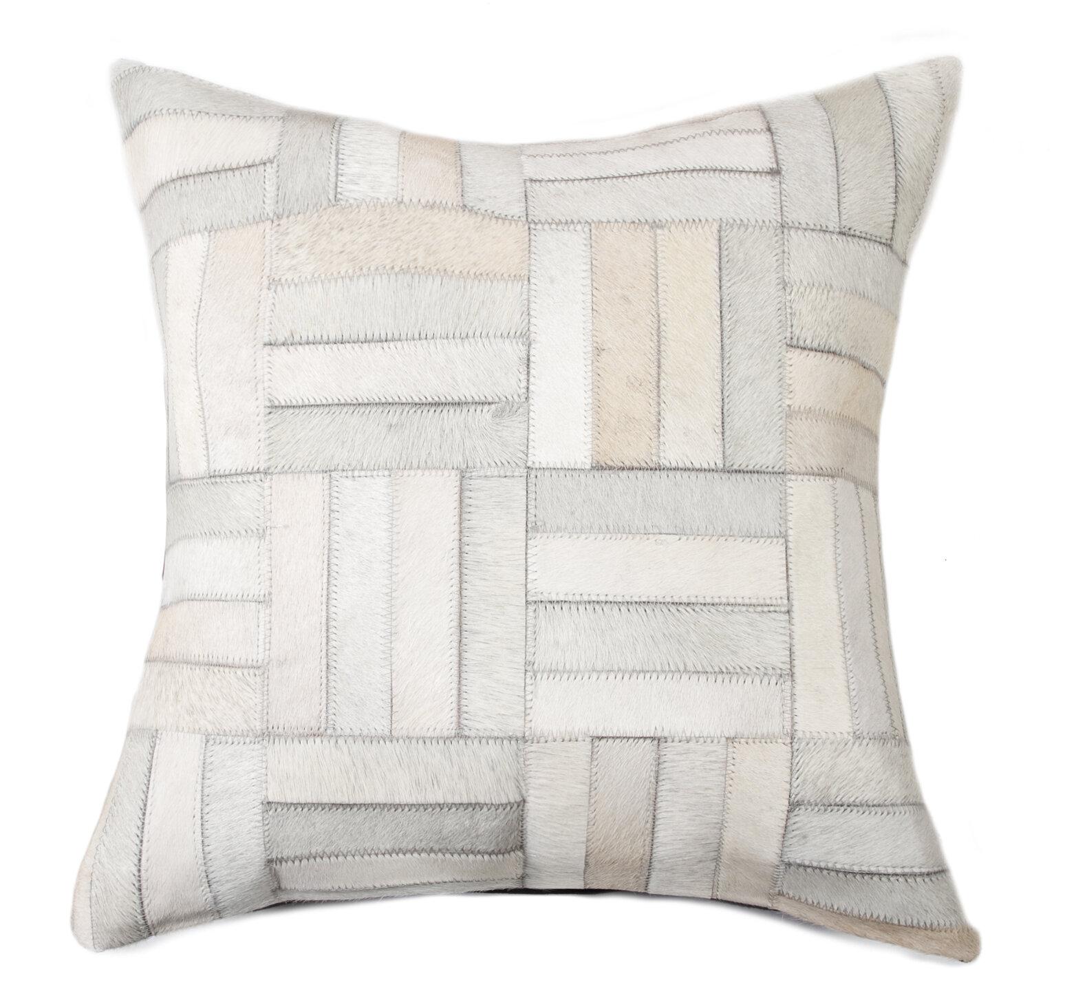 Foundry Select Tyringham Parquet Throw Pillow Wayfair