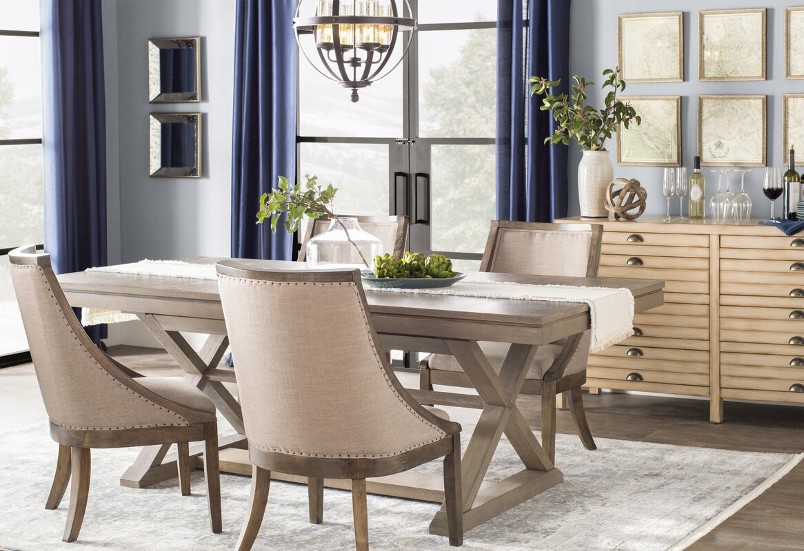 Table de salle à manger extensible Highline by Rachael Ray Home