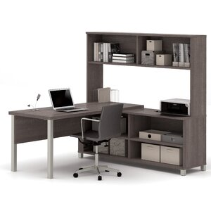 Ariana 3-Piece L-Shape Desk Office Suite