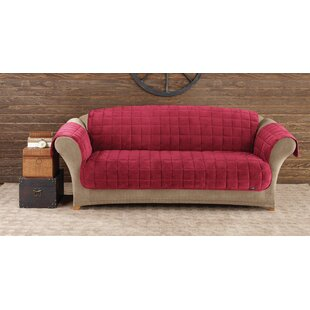Sure Fit Deluxe Comfort Box Cushion Sofa Slipcover