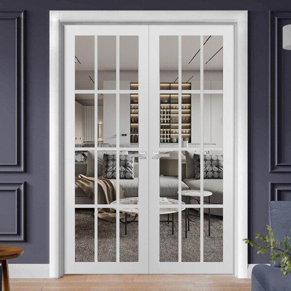 Exterior Double French Doors Wayfair Ca
