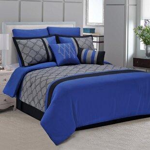 Simple Luxury Maxfield 8 Piece Comforter Set