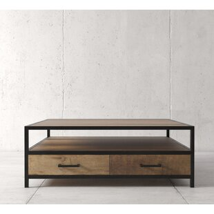 Best Reviews Alter Coffee Table with Storage by Foundry Select