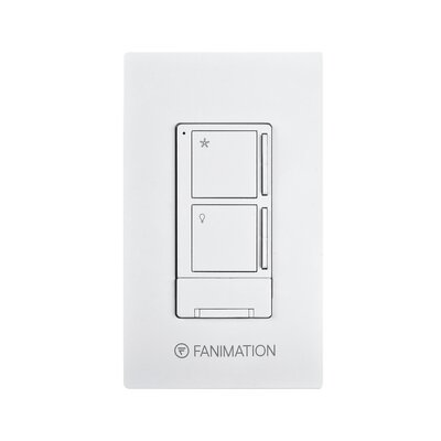 Fanimation Ceiling Fan Remote and Wall Control