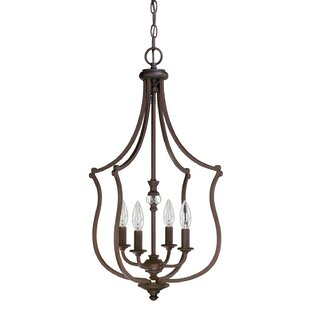 Darby Home Co Jaclyn 4-Light Foyer