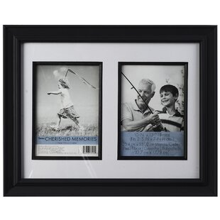 Nestor Double Matted Collage Picture Frame