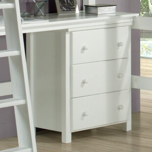 Coupon Oakwood 3 Drawer Chest by Harriet Bee Reviews (2019) & Buyer's Guide