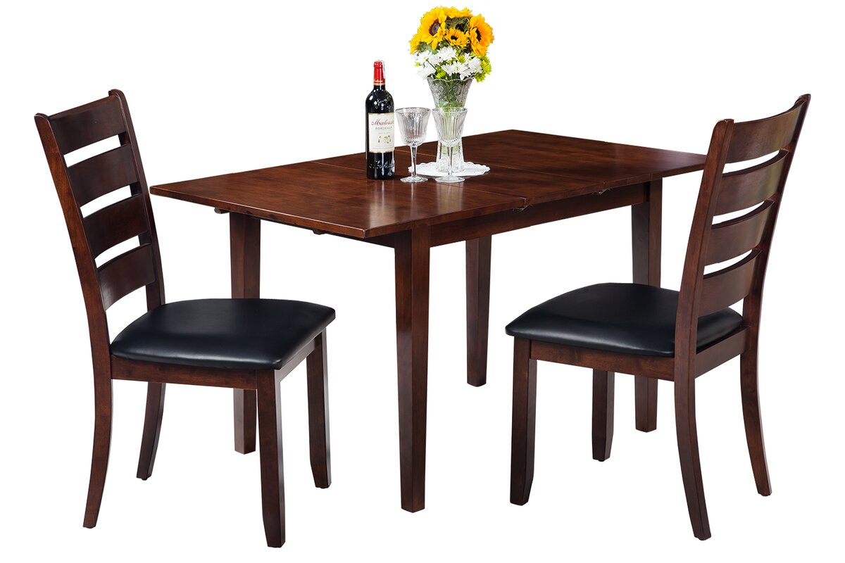 assante modern  piece dining set. alcott hill assante modern  piece dining set  reviews  wayfair