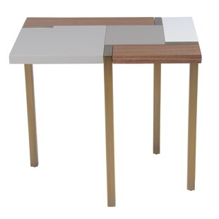 Hagood End Table by Ebern Designs