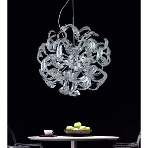 Swivel 14-Light Sputnik Chandelier