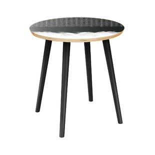 Etter End Table by Corrigan Studio