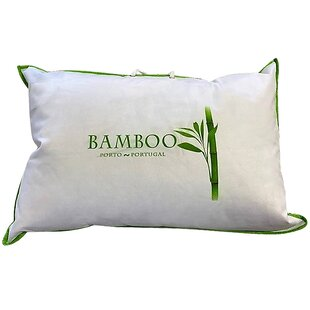 Rayon from Bamboo Medium Polyester Pillow
