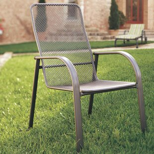Ahaan 4 Piece Stacking Garden Chair Set (Set Of 4) By Sol 72 Outdoor