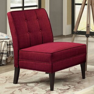 Shelly Slipper Chair by Charlton Home