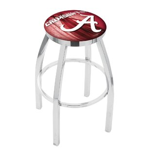 Top Reviews NCAA 25 Swivel Bar Stool by Holland Bar Stool Reviews (2019) & Buyer's Guide