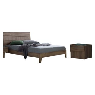 Shaun Panel Configurable Bedroom Set