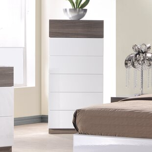 Elida 6 Drawer Chest