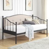 Hogle Twin Metal Daybed by Canora Grey