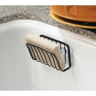 Sponge Holders Kitchen Sink Accessories You\'ll Love | Wayfair