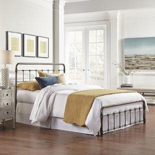 Alcott Hill Cobden Panel Bed