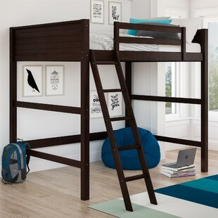 Edinburgh Full Loft Bed by