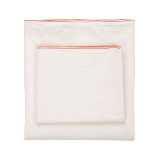 Bayou Breeze Harlee 200 Thread Count 100% Cotton Sheet Set