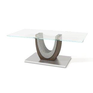 Kierra Coffee Table By Wade Logan