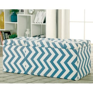 Latitude Run Zarah Upholstered Storage Be..