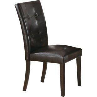 Red Barrel Studio Greenock Parsons Chair (Set of 2)