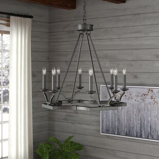 Mcdowell 8-Light Chandelier