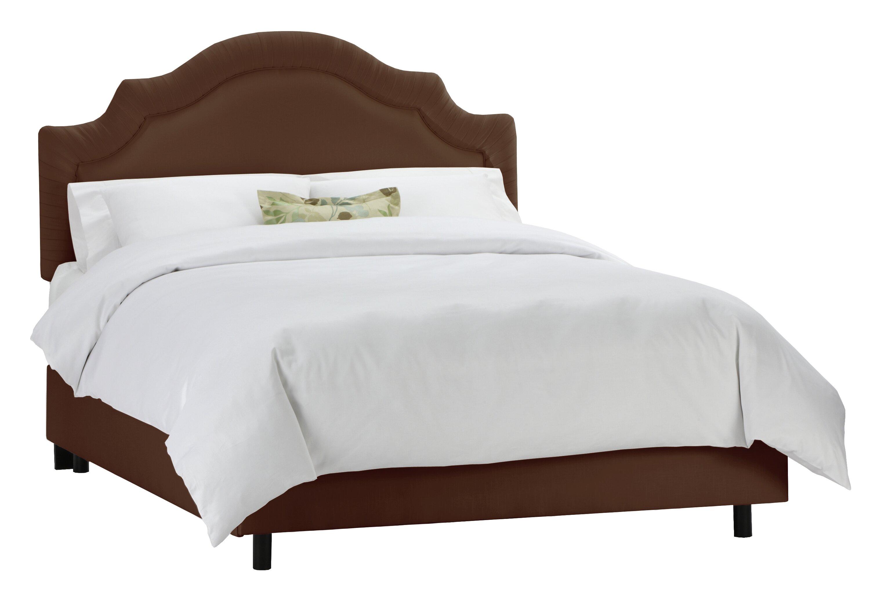 Wayfair Tufted Headboard Find Headboards Wayfair: Skyline Furniture Tufted Arch Upholstered Panel Bed