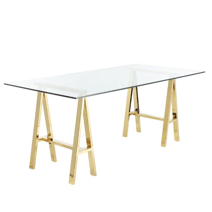 Tremendous Brady Glass Desk Pdpeps Interior Chair Design Pdpepsorg