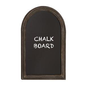 Wall Mounted Chalkboard