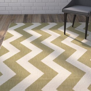 Jefferson Place Green/Beige Indoor/Outdoor Rug