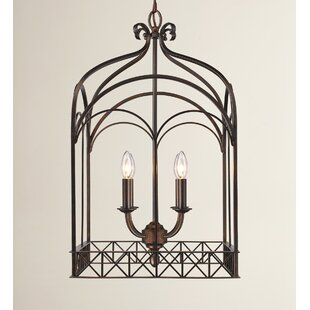 Darby Home Co McDaniel 4-Light Foyer Pendant