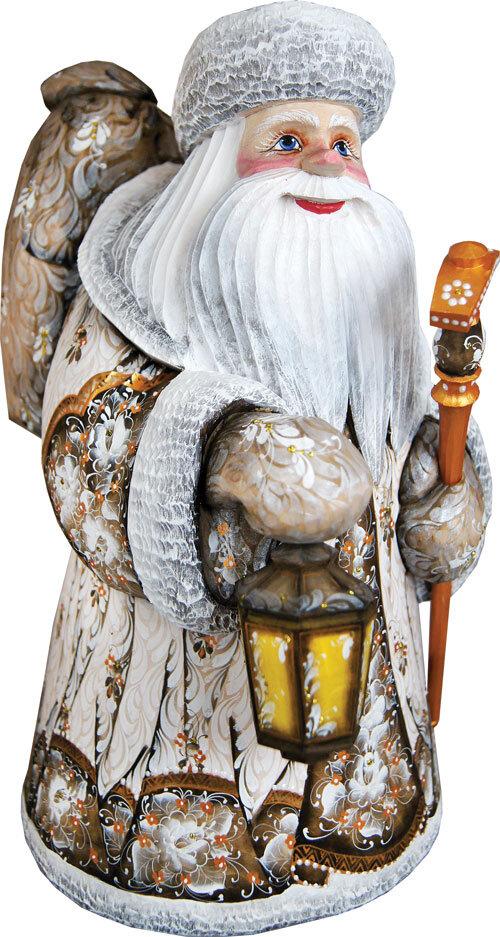 Brown Santa Claus Christmas Figurines You Ll Love In 2021 Wayfair
