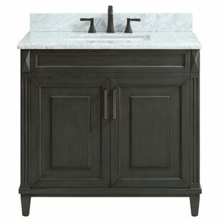 Gracie Oaks Potvin Marble Top ..