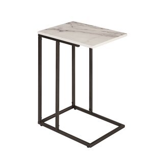 Harton C Shape End Table
