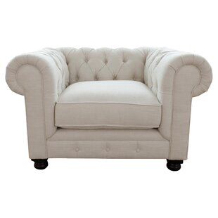 Darby Home Co Fiske Standard Chair and a half