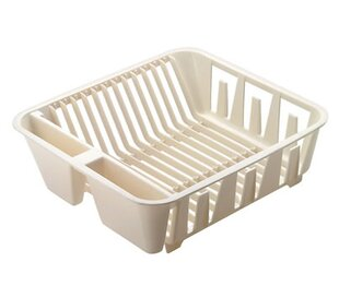 Attrayant Small Twin Sink Dish Drainer (Set Of 6)