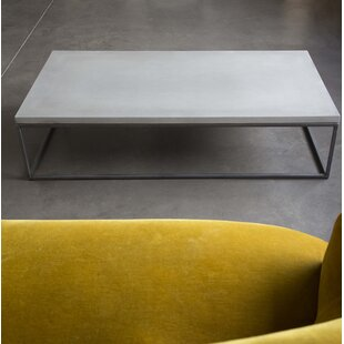 Perspective Frame Coffee Table by Lyon Beton