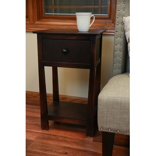 Shoalhaven End Table with Storage