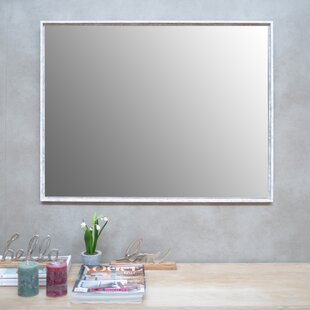Everleigh Silver Leaf Dresser Mirror By Beachcrest Home
