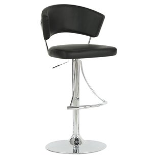 Adjustable Height Swivel Bar Stool Monarch Specialties Inc.